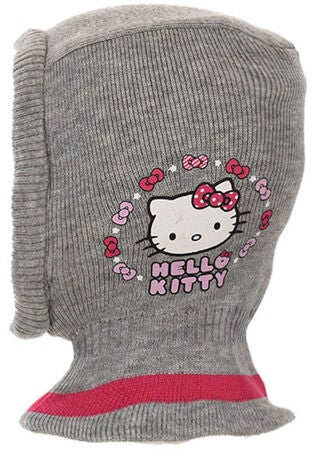 Hello Kitty Elefanthue, Light Grey