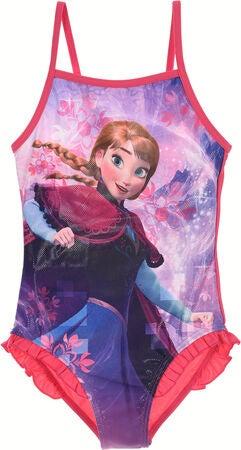88dcbe792ae Køb Disney Frozen Badedragt, Fuchsia | Jollyroom