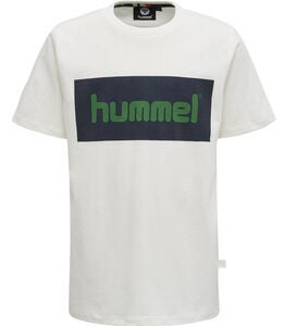 Hummel Karlo T-shirt, Whisper White