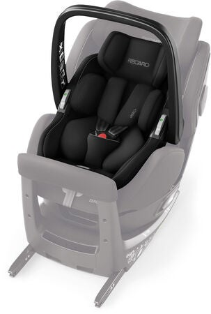 k b recaro zero 1 elite i size autostol performance black. Black Bedroom Furniture Sets. Home Design Ideas