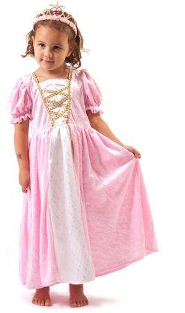 ecedeaef6ebd Køb Den Goda Fen Udklædning Prinsessekjole Velour