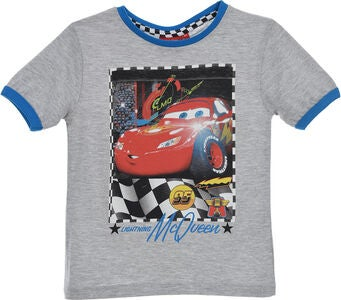 Disney Cars T-shirt, Lysegrå