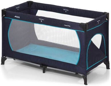 Hauck Dream'n Play Plus, Aqua/Navy