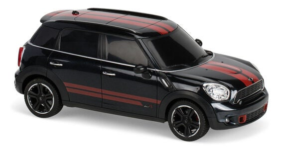 Mini Cooper Fjernstyret Bil 1:18, Sort