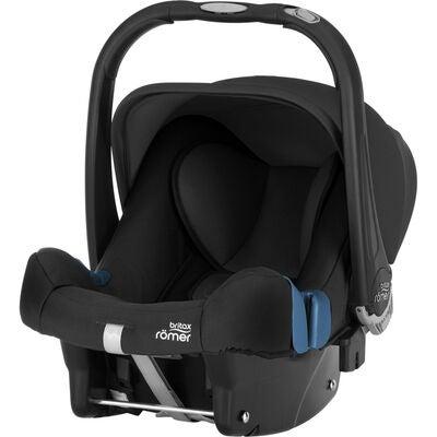 Hypermoderne Køb Britax Römer Baby-Safe Plus SHR II Autostol Baby, Cosmos Black PN-05