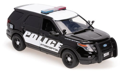 Ford Law Enforcement Police 1:24, Sort
