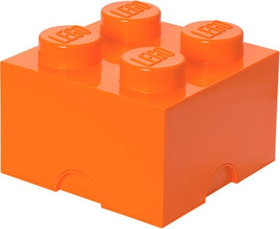 LEGO Opbevaring 4, Orange