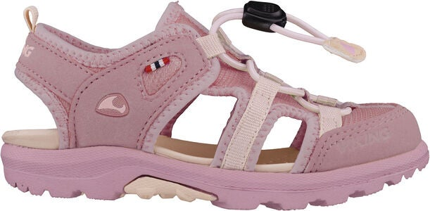 Viking Sandvika Sandaler, Light Pink/Pink