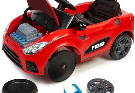 FEBER My Real Car Elbil