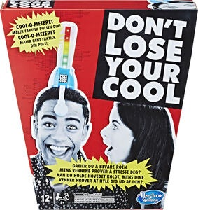 Hasbro Spil Don't Lose Your Cool