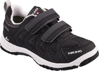 Viking Cascade II GTX Sneakers, Black/Grey
