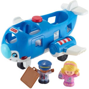 Fisher-Price Little People Travel Together Flyvemaskine