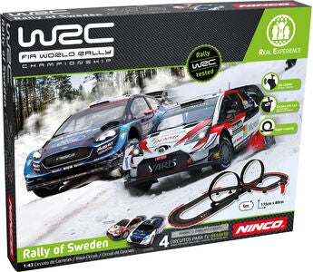 Ninco WRC Rally Sweden Racerbane
