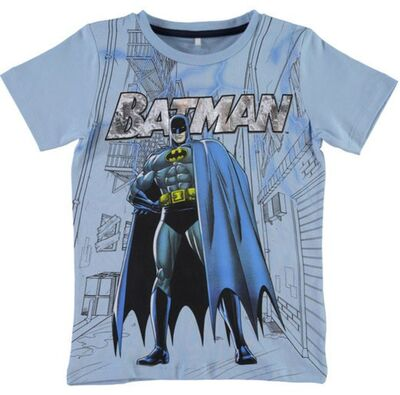 Name it Kids T-shirt Batman, Dress Blues