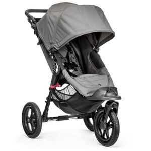 Baby Jogger City Elite Klapvogn, Grey