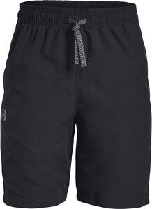 Under Armour UA Woven Graphic Shorts, Black