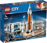 LEGO City 60228 Space Port Rumraket & Affyringscenter