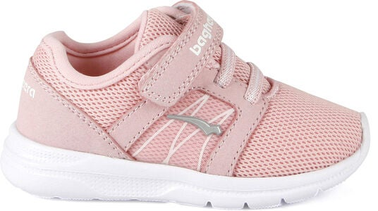 Bagheera Crumb Sneakers, Light Pink/White