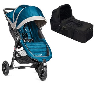 Baby Jogger City Mini GT Duovogn, Steel Blue