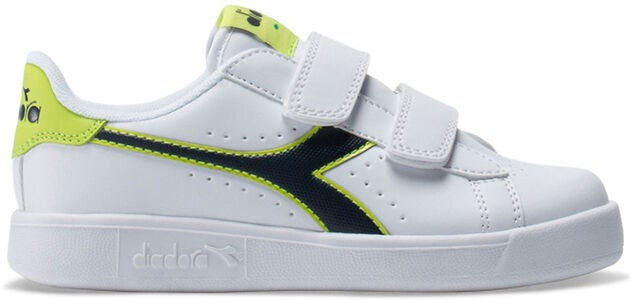 Diadora Game P PS Sneakers, Lime Punch