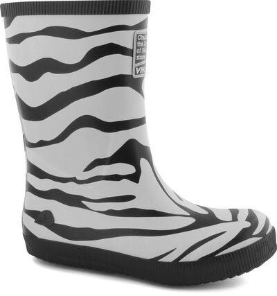 7f1c8d5a Køb Viking Gummistøvler Classic Indie Zebra | Jollyroom
