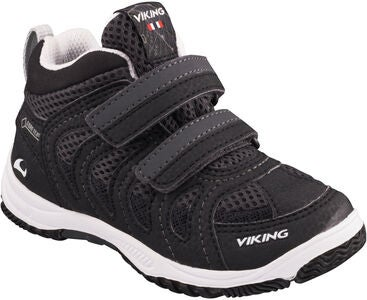 Viking Cascade II Mid GTX Sneakers, Black/Grey