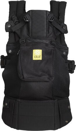 Lillebaby Complete Airflow Bæresele, Black