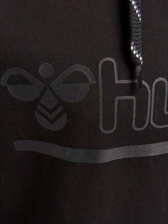 241fffdd8ee Køb Hummel Hmlcomfort Kids Hættetrøje, Sort | Jollyroom