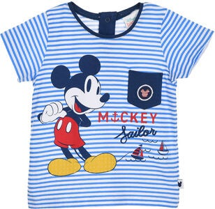 Disney Mickey Mouse T-Shirt, Blue