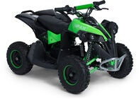 Impulse Electric ATV 1000W, Sort/Grøn