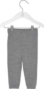 Noa Noa Miniature Uld-Leggings, Grey Melange
