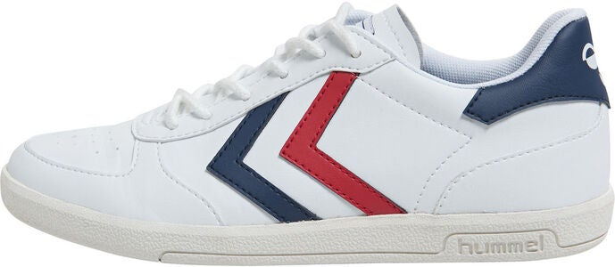 Hummel Victory Jr Sneakers, White
