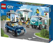 LEGO City Nitro Wheels 60257 Servicestation