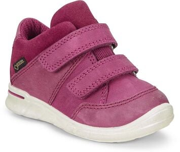 ECCO First Sneakers, Red Plum