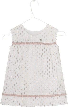 499d758b6fe Køb Mini A Ture Filine Kjole, White | Jollyroom
