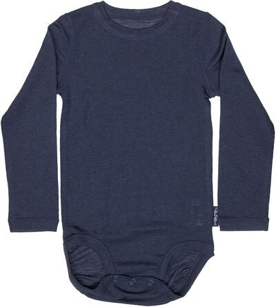 Pierre Robert Langærmet Body, Navy