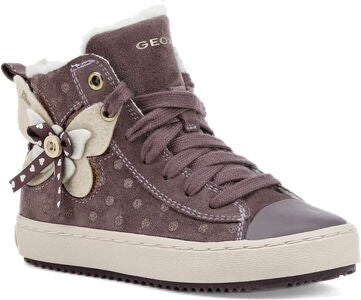 Geox Kalispera Sneakers, Light Prune