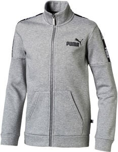 Puma Amplified Track Træningstrøje, Medium Grey Hea
