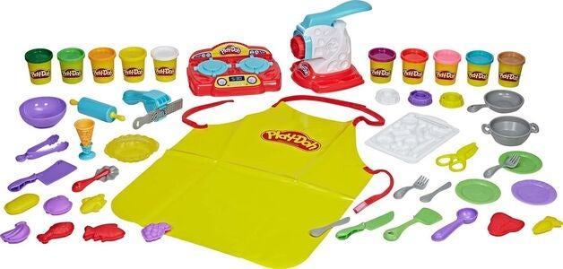 Play-Doh Modellervoks Super Chef Suite