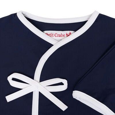 a0afed11bcd Køb Petit Crabe Julie Kimono Swim Shirt, Blue | Jollyroom