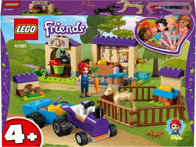 LEGO Friends 41361 Mias hestestald