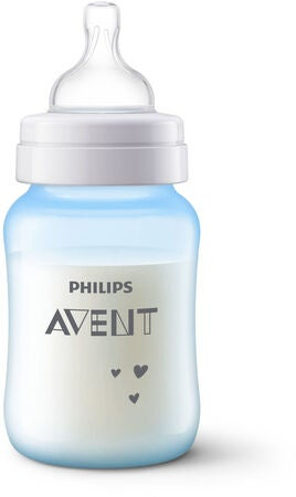 Philips Avent Antikoliksutteflaske 260ml, Blå
