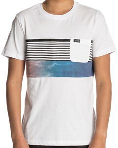 Rip Curl Wilko Premuim SS Tee T-shirt, Optical White