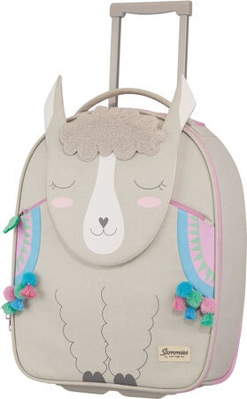 Samsonite Alpaca Aubrie Rejsekuffert 22,8L, Grey