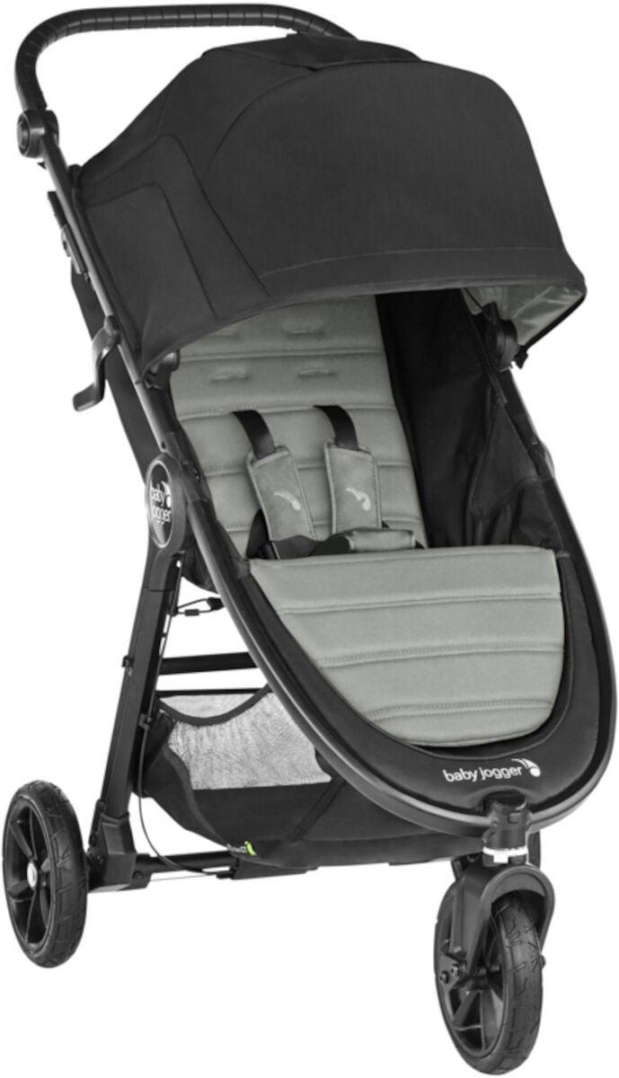 Køb Baby Jogger City Mini GT 2, Slate Black | Jollyroom