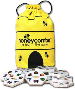 Honeycombs Familiespil