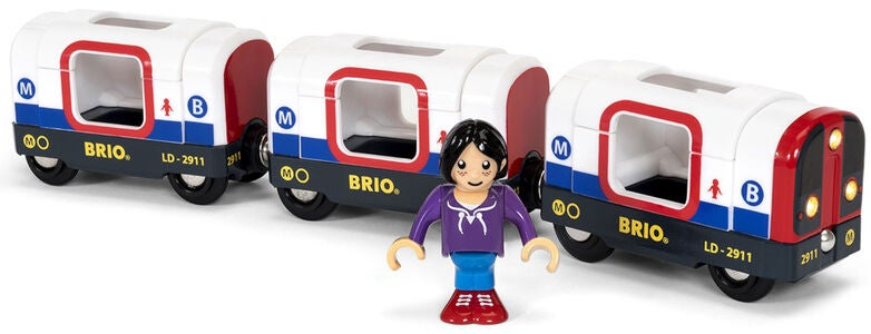 BRIO World 33867 Metrotog