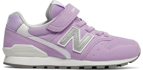 New Balance 996 Sneakers, Violet/Metallic Silver