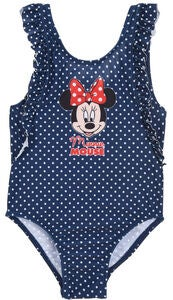Disney Minnie Mouse Badedragt, Navy