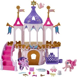 My Little Pony Legesæt Friendship Castle